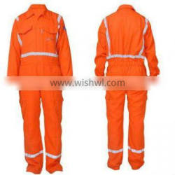 Worldbest Patron Saint Flame Resistant Coverall