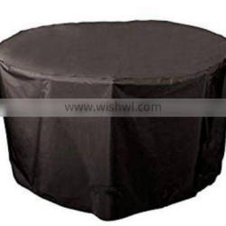 High Quality 600D PVC Coated Seat Circular Table Cover