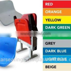 Plastic seat, Bucket Seat, Tip-up Seat for Grandstand