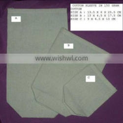 Cotton hand sleeves