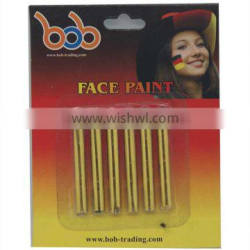 bob trading factory Germany face paint soccer face paint
