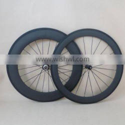 U Shape R36 straight pull hubs special assemble technology combo carbon wheels 60mm+88mm