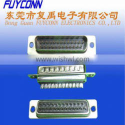 15Pin D-SUB Male Unicase Solder Connector