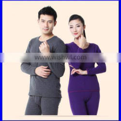 Top Brand High Quality Winter Thermal Suit Women And Men Long John Set Thick Warm