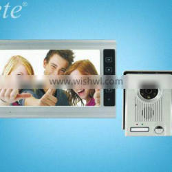New touch screen factory smart home, home automation color video door phone