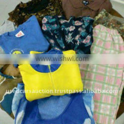 Tropical & Summer Mixed Used Clothing for Africa market