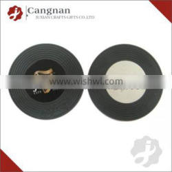 promotion abs plastic coasters