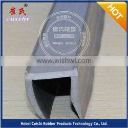 ISO/RoHS approved extruded safety strip rubber