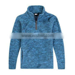 New style jogging fancy 100% polyester anti-pilling jacket