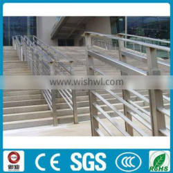 Welded Stainless Steel Handrail for Stairs