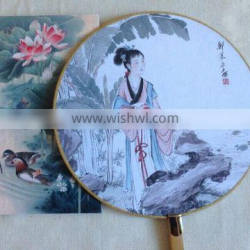 Chinese Style promotional Hand Fan Hand Fan for Event Party Supplies