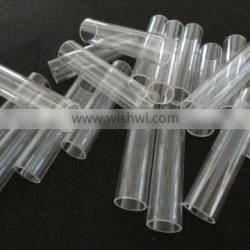 Clear pc tube for packaging,packaging tube