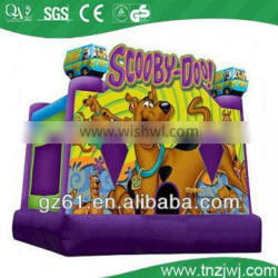 scoopy dog inflatable jumping castle