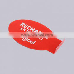 Professional OEM High Quality Bend Style And Double Side Type Custom Advertising Printed Outside Tin Sign