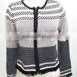 China supplier reasonable price loose knitted sweaters