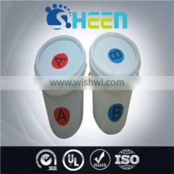 Reduce Shock And Vibration 2 Part Silicone Rubber For Power Supply And Power Module