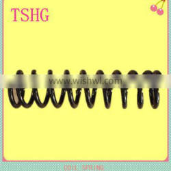 Auto chassis part suspension system coil spring