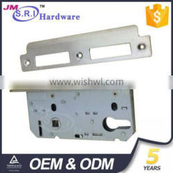 China trade assurance supplier stainless steel mortise lock body, mortise door lock