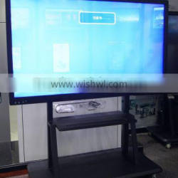 High quality 70inch 6points/10points IR touch optional education flat panel display
