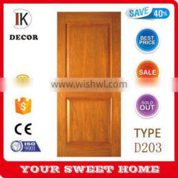 Apartment projects american wooden entrance doors Supplier's Choice