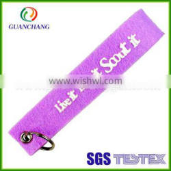 Novelty souvenirs and promotion gifts beautiful keychains design short lanyard wholesale from china