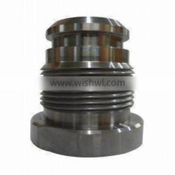 OEM Stainless Steel Hydraulic Cylinder Part, Customized Designs Accepted