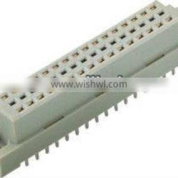 DIN 41612 Eurocard Connector 3 rows 96P straight Receptacle R Type