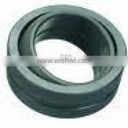 spherical plain radial bearings with wide inner ring and fittings crack