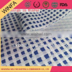 Hot selling China Manufacturer Cheap Knitted 100% polyester lycra fabric