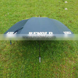 Manufacturer Wholesale Double Layers Windproof Golf Umbrella
