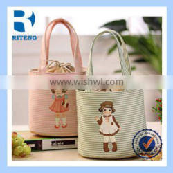 wholesale cute children lunch thermal bag