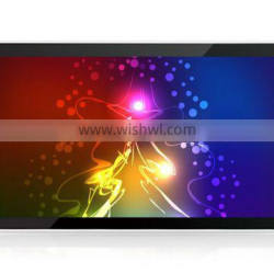 65 Inch Brilliant Quality in High HD LCD Screen, Advertising Digital Display Touch Screen
