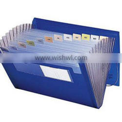 expandable file with organizer a3 expanding file
