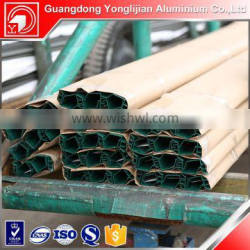 China manufacturing Aluminum profile with excellent quality