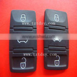 TD Hot sale key for VW remote key buttons pad