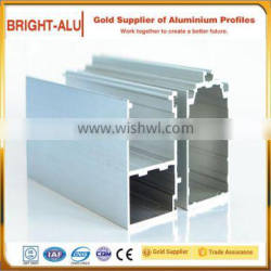 Top quality light weight profile of aluminum for glass windows and doors