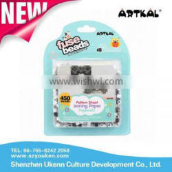 CHINA wholesaler AS105 Jewelry making kits melty beads for children