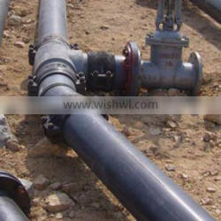 reinforced MC nylon pipe big-caliber embedded water supplying pipes
