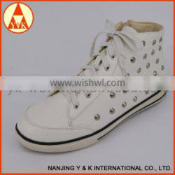 china wholesale custom latest canvas shoes for men and sneaker for men Quality Choice