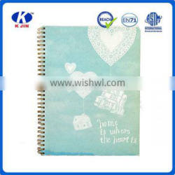 Factory cheap A4 school paper notebooks for sale OEM accept AAA quality