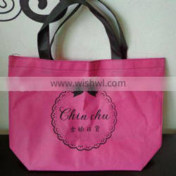 HOT SALE Eco-friendly recyclable cheap promotional non woven bag