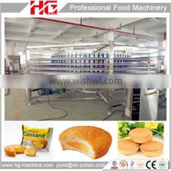 HG Stainless steel high qualified cake cooling tower