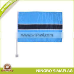 With 9 years experience factory directly Car Flag 008