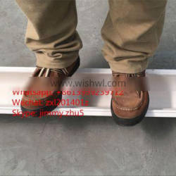 High Quality 4M 11.5KG PVC Materials Feed Trough For Layer Chicken Cages