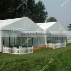 luxury party tent(glass wall system)
