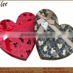 lovely hot sale chocolate paper box
