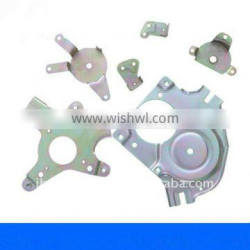 Color Zinc Plated Stamping Parts,stamping parts for lead frame