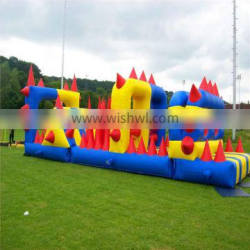 Hot sale yellow inflatable castle jumping castleinflatable jumping castles with prices,
