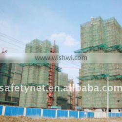 green construction safety mesh netting