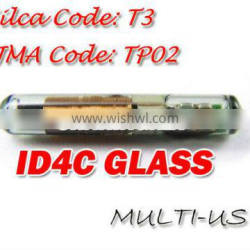ID 4C (T3) tp02 Texas Glass Chip For Ford